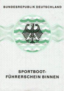 Sportbootführerschein für alle Sportbootarten