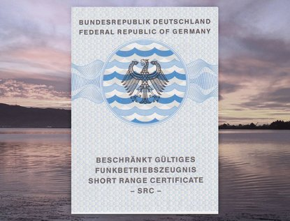 Short Range Certificate (SRC Funkschein See)