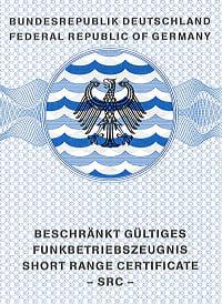SRC Funkschein See